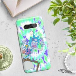 ETUI CLEAR NA TELEFON LG G8S / G8 THINQ RIMAT_2020-1-103