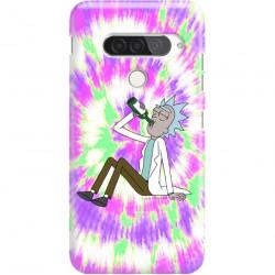 ETUI CLEAR NA TELEFON LG G8S / G8 THINQ RIMAT_2020-1-106