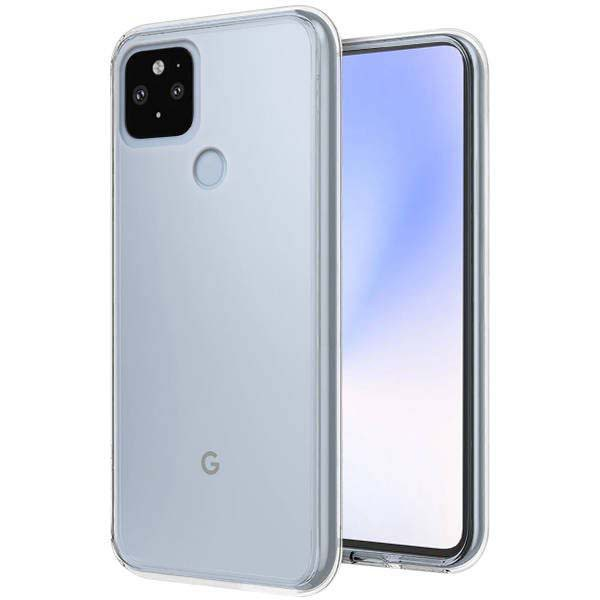 ETUI CLEAR NA TELEFON GOOGLE PIXEL 5XL TRANSPARENT