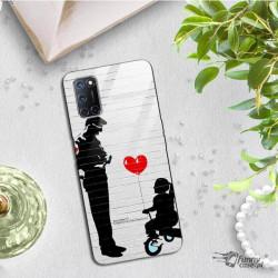 ETUI BLACK CASE GLASS NA TELEFON OPPO A52 ST_BANKSY_2020-2-101