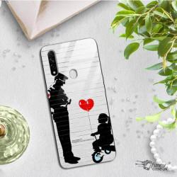 ETUI BLACK CASE GLASS NA TELEFON OPPO A8 2020 ST_BANKSY_2020-2-101