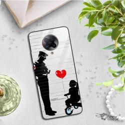 ETUI BLACK CASE GLASS NA TELEFON XIAOMI REDMI K30 PRO ST_BANKSY_2020-2-101