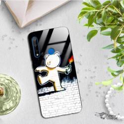 ETUI BLACK CASE GLASS NA TELEFON HUAWEI NOVA 5I ST_BANKSY_2020-2-103