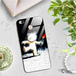 ETUI BLACK CASE GLASS NA TELEFON XIAOMI REDMI 4X ST_BANKSY_2020-2-103
