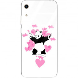 ETUI BLACK CASE GLASS NA TELEFON HUAWEI HONOR 8A ST_BANKSY_2020-2-104