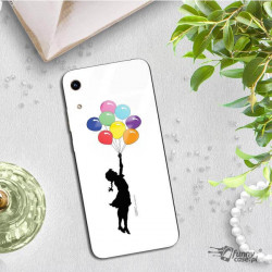ETUI BLACK CASE GLASS NA TELEFON HUAWEI HONOR 8A ST_BANKSY_2020-2-105