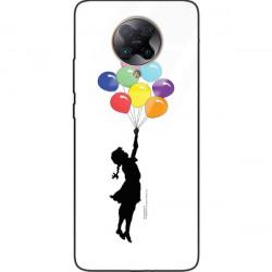 ETUI BLACK CASE GLASS NA TELEFON XIAOMI REDMI K30 PRO ST_BANKSY_2020-2-105