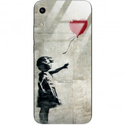 ETUI BLACK CASE GLASS NA TELEFON HUAWEI HONOR 8A ST_BANKSY_2020-2-106