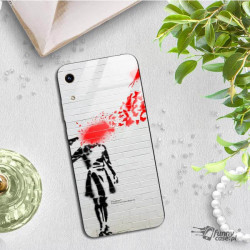 ETUI BLACK CASE GLASS NA TELEFON HUAWEI HONOR 8A ST_BANKSY_2020-2-107