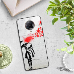 ETUI BLACK CASE GLASS NA TELEFON XIAOMI REDMI K30 PRO ST_BANKSY_2020-2-107