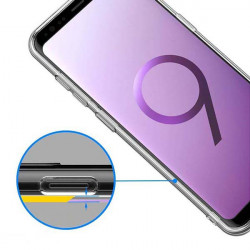 ETUI PROTECT CASE 2mm NA TELEFON SAMSUNG GALAXY S9 PLUS TRANSPARENT