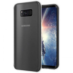ETUI PROTECT CASE 2mm NA TELEFON SAMSUNG GALAXY S8 TRANSPARENT