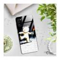 ETUI BLACK CASE GLASS NA TELEFON SAMSUNG GALAXY A41  ST_BANKSY_2020-2-103