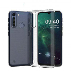 ETUI CLEAR NA TELEFON MOTOROLA ONE FUSION TRANSPARENT