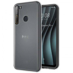 ETUI CLEAR NA TELEFON HTC DESIRE 20 PRO TRANSPARENT