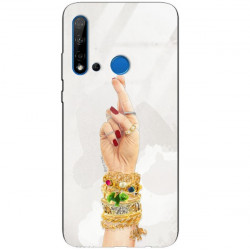 ETUI BLACK CASE GLASS NA TELEFON HUAWEI NOVA 5I ST_JODI-PEDRI_2020-2-103