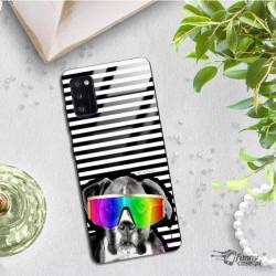 ETUI BLACK CASE GLASS NA TELEFON SAMSUNG GALAXY A41 ST_JODI-PEDRI_2020-2-105