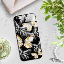 ETUI BLACK CASE GLASS NA TELEFON APPLE IPHONE 6 / 6S ST_JODI-PEDRI_2020-2-107