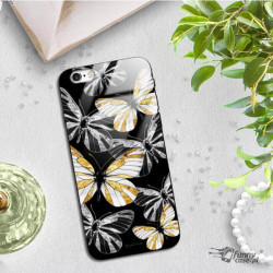 ETUI BLACK CASE GLASS NA TELEFON APPLE IPHONE 6 PLUS / 6S PLUS ST_JODI-PEDRI_2020-2-107