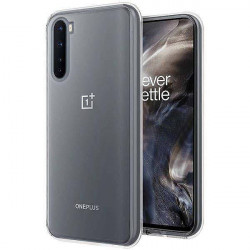 ETUI CLEAR NA TELEFON ONEPLUS NORD TRANSPARENT