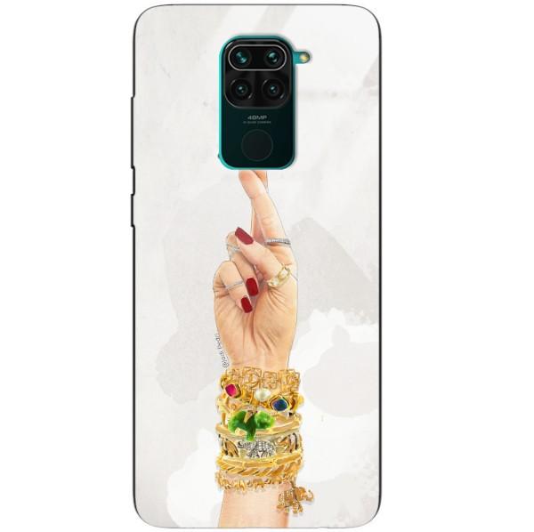 ETUI BLACK CASE GLASS NA TELEFON XIAOMI REDMI NOTE 9 ST_JODI-PEDRI_2020-2-103
