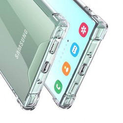ETUI ANTI-SHOCK NA TELEFON SAMSUNG GALAXY NOTE 20 TRANSPARENT