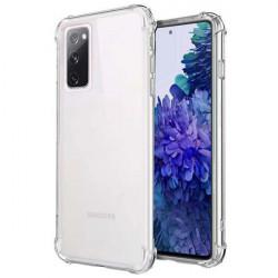 ETUI ANTI-SHOCK NA TELEFON SAMSUNG GALAXY S20 FE 5G TRANSPARENT