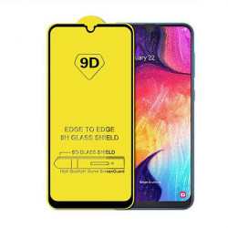 SZKLO HARTOWANE BLACK IRON GLASS 9D NA TELEFON LG K61