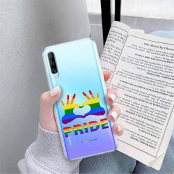 ETUI CLEAR NA TELEFON HUAWEI P SMART PRO 2019 / Y9S LGBT-2020-1-100