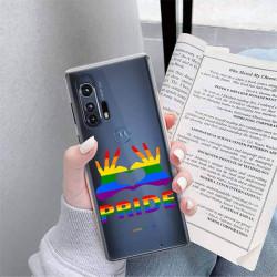 ETUI CLEAR NA TELEFON MOTOROLA EDGE PLUS LGBT-2020-1-100