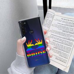 ETUI CLEAR NA TELEFON MOTOROLA MOTO G PRO LGBT-2020-1-100