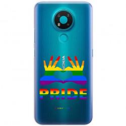ETUI CLEAR NA TELEFON NOKIA 3.4 LGBT-2020-1-100