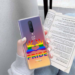 ETUI CLEAR NA TELEFON ONEPLUS 8 LGBT-2020-1-100