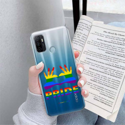 ETUI CLEAR NA TELEFON OPPO A53 LGBT-2020-1-100