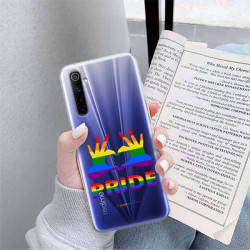 ETUI CLEAR NA TELEFON REALME X50 LGBT-2020-1-100