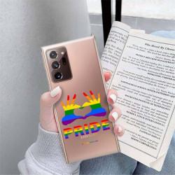 ETUI CLEAR NA TELEFON SAMSUNG GALAXY NOTE 20 ULTRA LGBT-2020-1-100