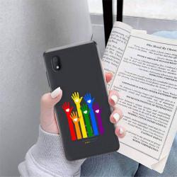 ETUI CLEAR NA TELEFON ALCATEL 1B 2020 LGBT-2020-1-101