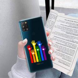 ETUI CLEAR NA TELEFON ALCATEL 3X 2020 LGBT-2020-1-101