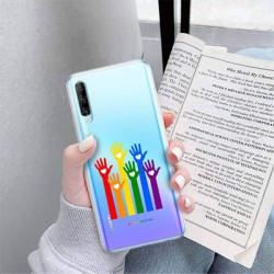 ETUI CLEAR NA TELEFON HUAWEI P SMART PRO 2019 / Y9S LGBT-2020-1-101