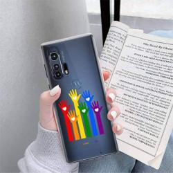 ETUI CLEAR NA TELEFON MOTOROLA EDGE PLUS LGBT-2020-1-101