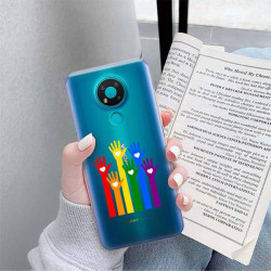 ETUI CLEAR NA TELEFON NOKIA 3.4 LGBT-2020-1-101