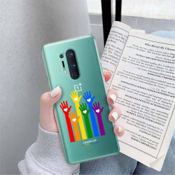 ETUI CLEAR NA TELEFON ONEPLUS 8 PRO LGBT-2020-1-101