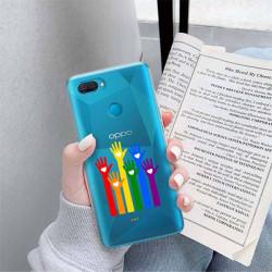 ETUI CLEAR NA TELEFON OPPO A12 LGBT-2020-1-101