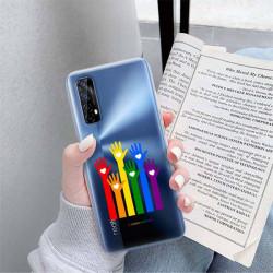 ETUI CLEAR NA TELEFON REALME 7 LGBT-2020-1-101