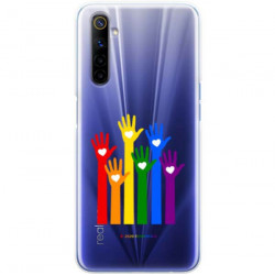 ETUI CLEAR NA TELEFON REALME X50 LGBT-2020-1-101
