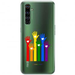 ETUI CLEAR NA TELEFON REALME X50 PRO LGBT-2020-1-101