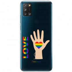 ETUI CLEAR NA TELEFON ALCATEL 3X 2020 LGBT-2020-1-102