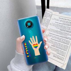 ETUI CLEAR NA TELEFON NOKIA 3.4 LGBT-2020-1-102