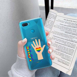 ETUI CLEAR NA TELEFON OPPO A12 LGBT-2020-1-102