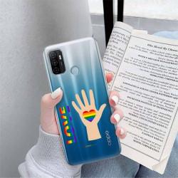 ETUI CLEAR NA TELEFON OPPO A53 LGBT-2020-1-102